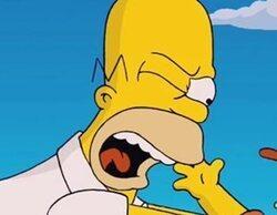 'Los Simpson' (0,5%) divierten al mayor número de espectadores del día en Fox