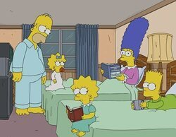 'Los Simpson' (0,6%) destacan en Fox España y se convierten en lo más visto de la jornada