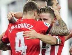 El partido Athletic de Bilbao - Barcelona (7,2%) se corona como líder en Movistar LaLiga
