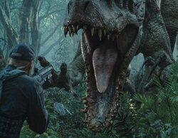 """""""Jurassic World"""" (0,8%) en AXN se come a """"Bienvenidos a Villa Capri"""" (0,6%) de Comedy Central"""