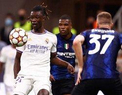 El Inter-Real Madrid lidera la jornada en Movistar Liga de Campeones