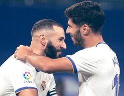El partido Real Madrid - Mallorca lidera en Movistar LaLiga junta a otras de sus emisiones deportivas