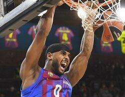La Euroliga de baloncesto domina el podio en DAZN