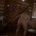 Evan Peters, desnudo, enseña el culo en 'American Horror Story'