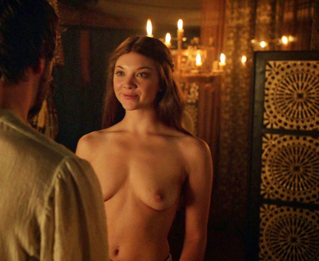 Natalie Dormer Desnuda Enseña Las Tetas En Juego De Tronos