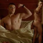 """Milo Ventimiglia, desnudo, muestra el culo en la película """"Desmadre de padre"""""""