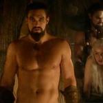 Jason Momoa, desnudo, muestra su culo en una escena de sexo salvaje en 'Juego de Tronos'