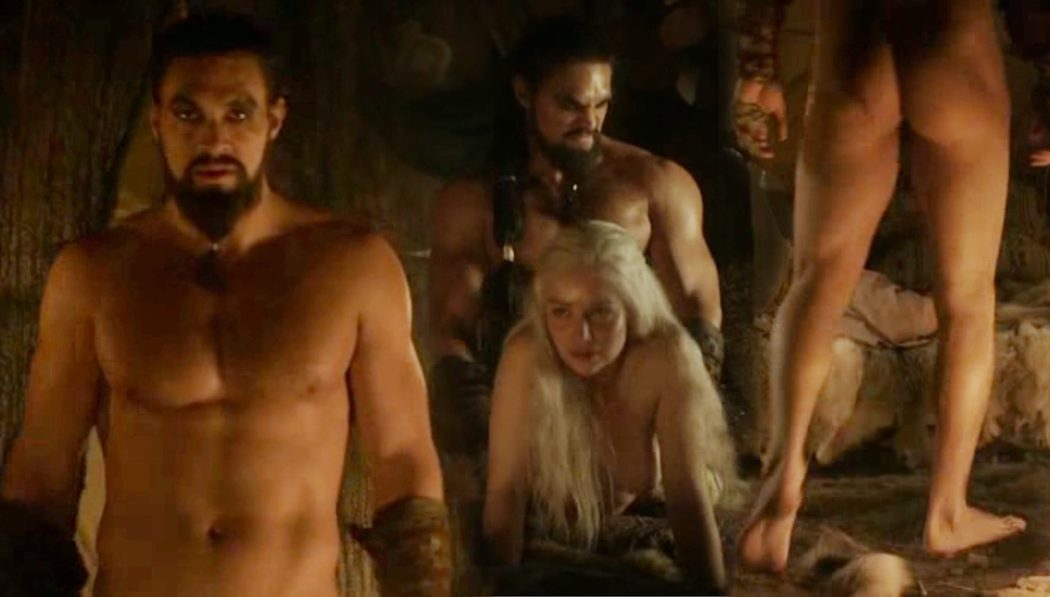 Jason Momoa Desnudo Muestra Su Culo En Una Escena De Sexo Salvaje