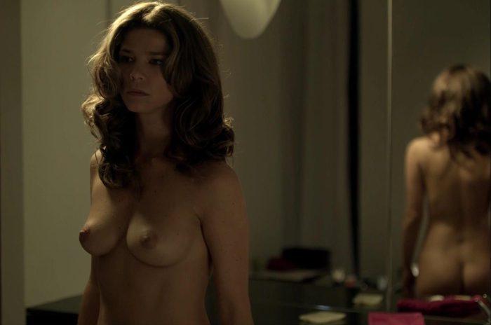 Annie wersching nude bosch s01e02 - 2 part 4