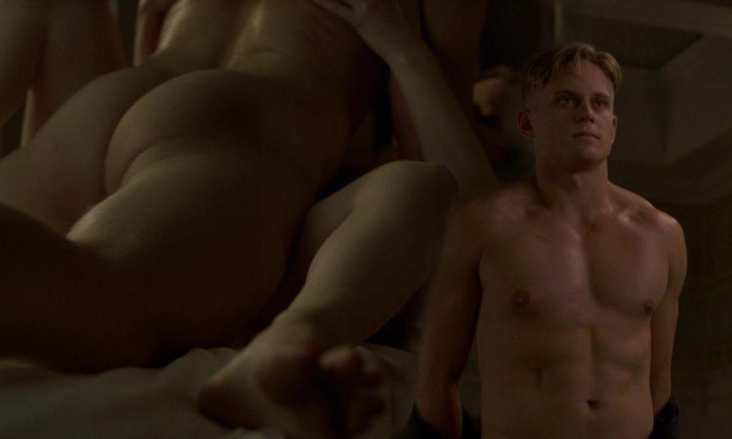 Billy Magnussen, totalmente desnudo, enseña el culo en 'Boardwalk Empire'