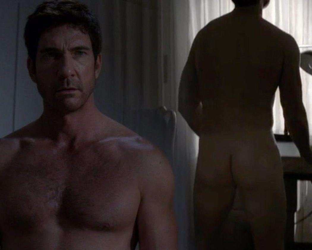 Dylan McDermott, totalmente desnudo, enseña el culo en 'American Horror Story'