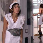 Paz Padilla, desnuda, enseña el culo en 'La que se avecina'