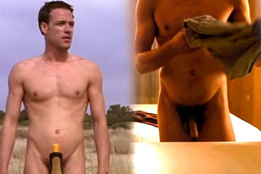 """El actor Daniel Grao, desnudo, enseña el pene en """"Reprimidos"""""""