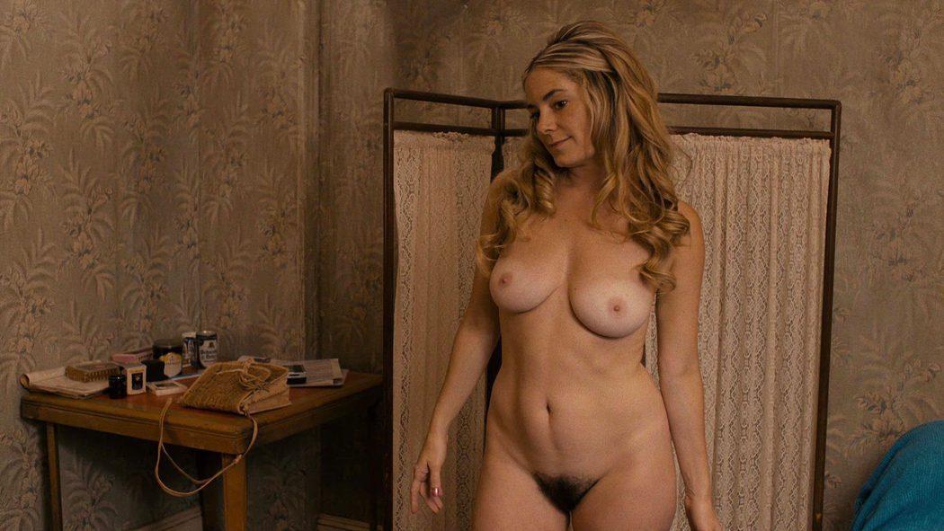 Jamie Neumann, completamente desnuda en 'The Deuce'
