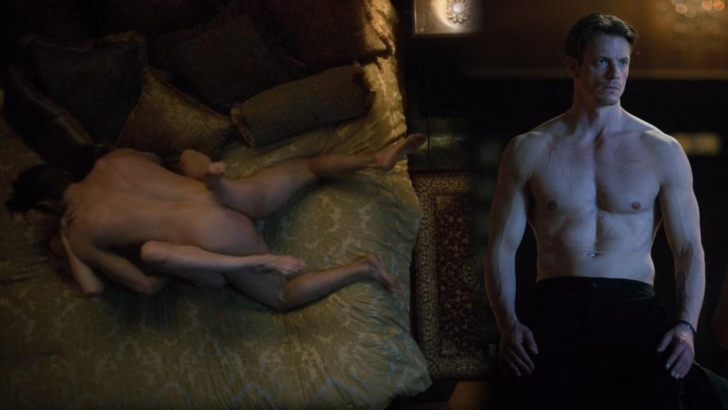 Joel Kinnaman, desnudo, enseña el culo en 'Altered Carbon'
