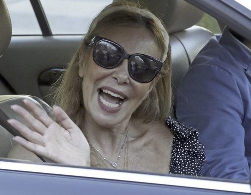 Ana Obregón explica muy feliz cómo se encuentra su hijo Álex Lequio