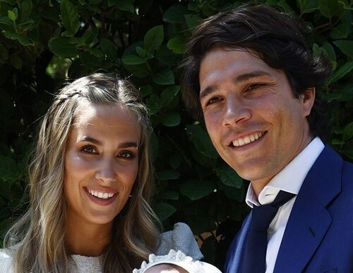 María Pombo y Pablo Castellano bautizan a su hijo Martín: familia, amigos y un detallazo para el bebé