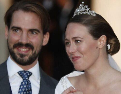 Ni los Reyes Felipe y Letizia, ni Federico y Mary de Dinamarca: la gran ausencia de la boda de Felipe de Grecia y Nina Flohr