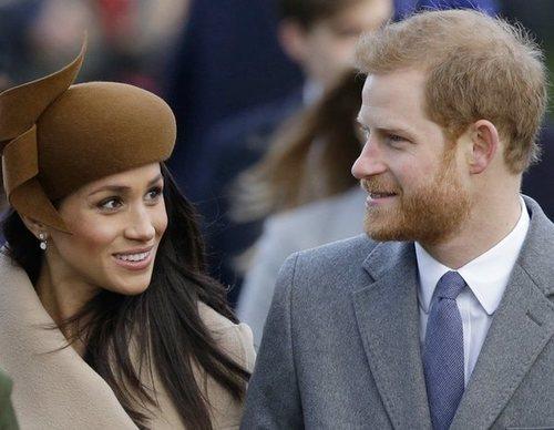 La Reina Isabel convierte al Príncipe Harry y Meghan Markle en Duques de Sussex