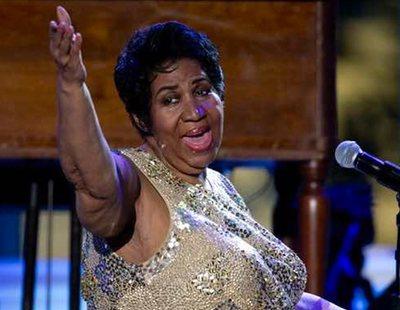 Muere Aretha Franklin, la diva del soul y las bandas sonoras, a los 76 años
