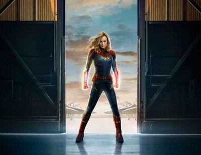 'Capitana Marvel': Disney modifica el texto del póster en español tras las quejas recibidas