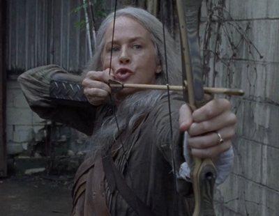 'The Walking Dead': El nuevo look de Carol (Melissa McBride) se convierte en un meme