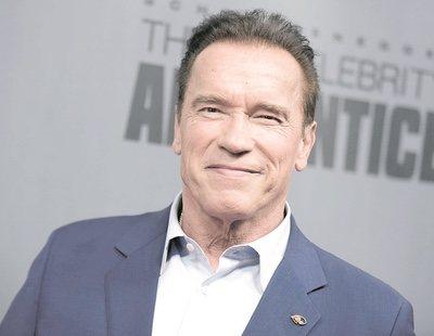 El hijo ilegítimo de Arnold Schwarzenegger homenajea a su padre en Instagram