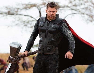 'Avengers: Endgame': Mark Ruffalo publica una hilarante foto de Chris Hemsworth detrás de las cámaras