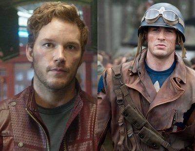 'Guardianes de la Galaxia': James Gunn desmiente esta teoría fan sobre Capitán América y Star-Lord