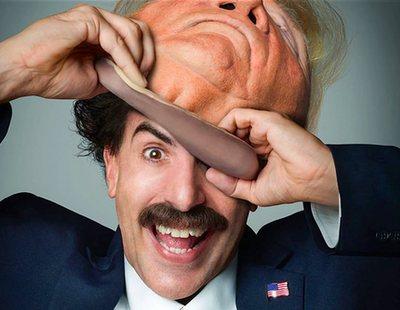 """Borat """"defiende"""" al abogado de Trump por su controvertida escena en 'Borat Subsequent Moviefilm'"""