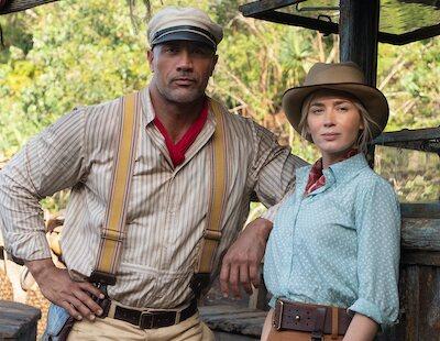"'Jungle Cruise': Emily Blunt y Dwayne Johnson se sienten ""honrados"" de trabajar con Dani Rovira"