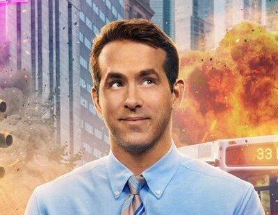 'Free Guy': Ryan Reynolds consigue que el verano suba de nivel