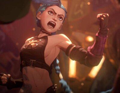 'Arcane', la serie animada del 'LoL', estrena nuevo tráiler y anuncia fecha de estreno en Netflix