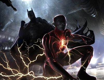 El primer tráiler de 'The Flash' juega con nuestro hype por ver al Batman de Michael Keaton