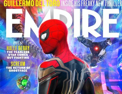 'Spider-Man: No Way Home': Tom Holland ha rodado una escena genial... ¿con quién?