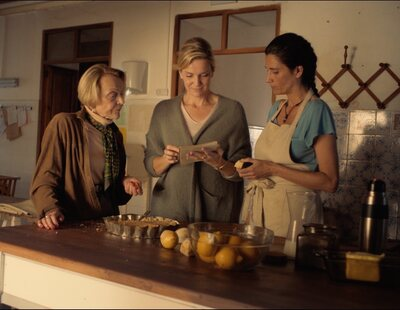 Benito Zambrano nos presenta su nueva película, 'Pan de limón con semillas de amapola'