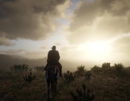 La conexión entre 'Red Dead Redemption 2' y 'The Witcher 3'