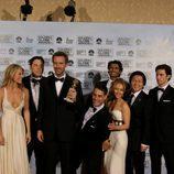 Hugh Laurie premiado