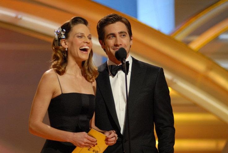 Hilary Swank y Jake Gyllenhaal