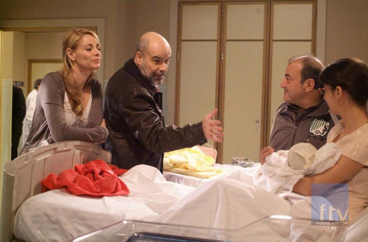 Belén Rueda deja 'Los Serrano'