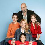 La familia Serrano se reduce