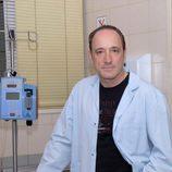 Roberto Álvarez es un nuevo doctor en 'Hospital Central'