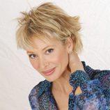 Teresa Viejo en el programa que presentaba 'Cambio radical'