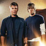 Jared Padalecki y Jensen Ackles, protagonistas de Supernatural