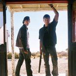 Los hermanos Winchester de 'Supernatural', Jared Padalecki y Jensen Ackles