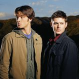 Jared Padalecki y Jensen Ackles son los los hermanos Winchester en Supernatural