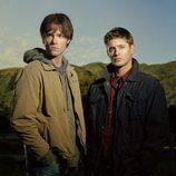 Los protagonistas de 'Supernatural', Jared padalecki y Jensen Ackless