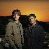 Jared Padalecki y Jensen Ackles de 'Supernatural'