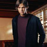 Jared Padalecki como Sam Winchester en 'Sobrenatural'