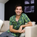 El presentador de televisión Jordi Cruz